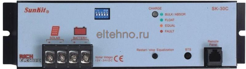 Rich Electric SunKit SK-30C