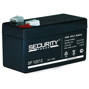 Аккумулятор SF 12012 Security Force