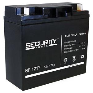 Аккумулятор SF 1217 Security Force