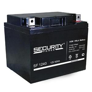 Аккумулятор SF 1240 Security Force