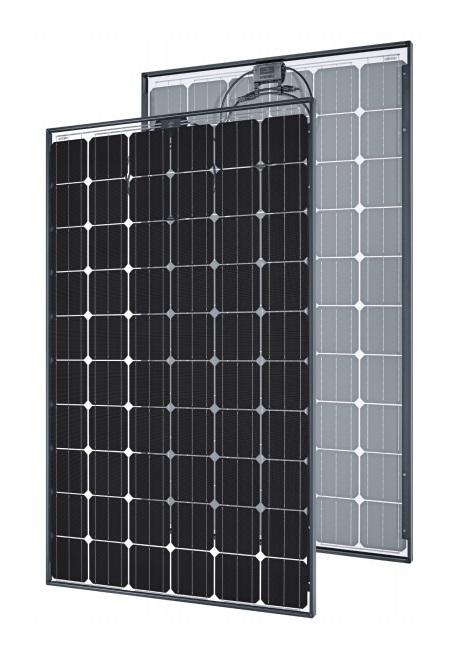 Sunmodule Protect SW 250 mono black